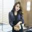 เดรสแฟชั่น ตัดสีทูโทน กับสไตล์ชุดแบบสาวเกาหลี ดูเด่น มีเอกลักษณ์มากๆ ค่ะ thumbnail 15