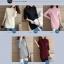 เสื้อทรงยาวแฟชั่น แขนยาว เนื้อนิ่ม ทรงสวยตามสมัยนิยม thumbnail 7