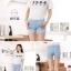 กางเกงขาสั้นแฟชั่นสุภาพสตรี สีสันสดใส ใส่ชิลๆ ได้ทุกวัน สีสันจัดจ้านโดนทุกวัย SET1 thumbnail 15
