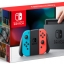Nintendo Switch with Neon Blue and Neon Red Joy‑Con thumbnail 1