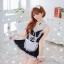 ชุดคอสเพลย์ สวยใน น่ารักแบบสาวเมดญี่ปุ่น ใส่ได้ สวยดี ไม่โป๊มากจนเกินไป thumbnail 2