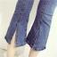 กางเกงยีนส์แฟชั่น 5 ส่วน ผ่าปลายขาเก๋ๆ ดูสวยเท่ห์ อินเทรนด์แน่นอน thumbnail 8