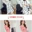 ชุดเดรสแฟชั่น สกรีนลายสดใส น่ารักๆ ผ้าเบาสบาย set 2 thumbnail 7