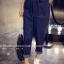 ชุดเอี้ยมยีนส์กางเกงขายาว ดีไซน์สวยๆ น่าสวมใส่ มาพร้อมเอวยางยืด thumbnail 12