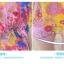 Pre Order ชุดว่ายน้ำแฟชั่นเกาหลี โดดเด่นด้วยสีสันและลวดลาย มาพร้อมเสื้อคลุมผ้าพริ้วไหวในชุด thumbnail 11