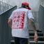 *Pre Order*เสื้อยืดแขนสั้น Nazze japanese fashion Summer Coolผ้าฝ้าย 100% size M-2XL