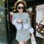 เดรสเกาหลี ดีไซน์มาพร้อมกับเสื้อคลุมเข้าชุด thumbnail 3
