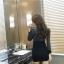 เดรสแฟชั่น ตัดสีทูโทน กับสไตล์ชุดแบบสาวเกาหลี ดูเด่น มีเอกลักษณ์มากๆ ค่ะ thumbnail 28