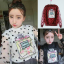 เสื้อแฟชั่นเกาหลี ทรงแขนยาว สีสันและลวดลายอินเทรนด์ เหมาะสำหรับสาวๆ หาชุดออกนอกบ้านจิงๆ thumbnail 1