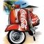 ลายรถมอไซค์ Motorcycle-25 thumbnail 1