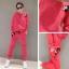 ชุดเซ็ทเสื้อกันหนาวพร้อมกางเกงวอร์ทเข้าชุด สีสวยๆ กับลายการ์ตูนยอดฮิต ดูดี น่าใส่สุดๆ thumbnail 2