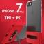 (Sale) เคสไอโฟนรุ่นป้องกันกล้อง+กันกระแทก+ขาตั้งพับได้ (Upper TPU ใส +Lower PC เขียว) IPhone 7 thumbnail 2