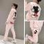 ชุดเซ็ทเสื้อกันหนาวพร้อมกางเกงวอร์ทเข้าชุด สีสวยๆ กับลายการ์ตูนยอดฮิต ดูดี น่าใส่สุดๆ thumbnail 16