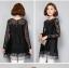 collection เสื้อลูกไม้สีดำ มีให้เลือกหลายแบบ เราคัดสรรมาเพื่อสาวๆ โดยเฉพาะ thumbnail 16