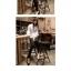 เสื้อแฟชั่นเกาหลี แขนยาว จับจีบแขนแบบตุ๊กตา cawaii ฝุดๆ thumbnail 2