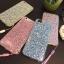 เคสไอโฟน 7 (TPU CASE) กากเพชรสีม่วง พร้อมสายคล้องคอ thumbnail 2