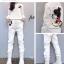 ชุดเซ็ทเสื้อกันหนาวพร้อมกางเกงวอร์ทเข้าชุด สีสวยๆ กับลายการ์ตูนยอดฮิต ดูดี น่าใส่สุดๆ thumbnail 3