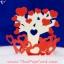 การ์ดป๊อปอัพ Tree & Heart ตกแต่งใหม่ thumbnail 5