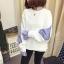 เสื้อกันหนาวแฟชั่น ดีไซน์แบบใส่ทับ 2 ตัว สวยเก๋ แบบสาวยุคใหม่ thumbnail 14