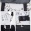 กระเป๋าเป้แฟชั่น ลายน่ารักๆ มีช่องใส่ของด้านหน้า สะดวก เหมาะกับทุกการใช้งานจริงๆ thumbnail 14