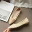 รองเท้าคัทชูแฟชั่น พื้นนิ่มใส่สบาย กับลายลูกไม้สีสวยๆ thumbnail 30