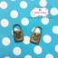 ตัวห้อยซิปทองเหลือง แม่กุญแจมิกกี้เม้าส์ ขนาด ก 1 x ส 2 ซม. thumbnail 1