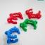 ข้อต่อพลาสติกสำหรับ ล็อคเครื่องแก้ว plastic joint clip thumbnail 1