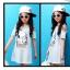 เสื้อผ้าสำหรับเด็กสไตล์เกาหลี เดรสยีนส์ เก๋ๆ น่ารัก น่ามอง ใช่เล่น thumbnail 11