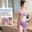 ชุดว่ายน้ำแฟชั่นสุดเซ็กซี่ สีสันโดดเด่น ช่วยขับผิวสาวให้ขาวเด่นสะดุดตา 2 pieces thumbnail 5