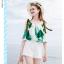 เสื้อลำลองแฟชั่นเกาหลี สีสวยสดใส น่าใส่รับลมชิลๆ thumbnail 11