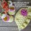 เซ็ทหมวกและรองเท้าซัมเมอร์สีเหลือง ชมพู ขนาด 1-3 เดือน *ส่งฟรี EMS thumbnail 1