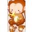 เคสไอโฟน 5/5s/SE (TPU Case) เคสไอโฟน 12 ราศี ปีวอก thumbnail 1