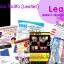รับออกแบบ ใบปลิว size A4 / 1 หน้า Leaflet Design thumbnail 1