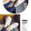 รองเท้าผ้าใบแฟชั่น ทรงสวย พร้อมลิ้นรองเท้ารูปหูสัตว์ ดูน่ารักตามกระแสไม่เบา thumbnail 7