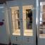 ตู้โชว์กระจกใสรอบวินเทจ สีขาว สำหรบบ้าน ร้านค้า thumbnail 6