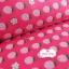 ผ้าคอตตอนญี่ปุ่น 100% 1/4ม.(50x55ซม.) พื้นสีชมพูเข้ม ลายสตอเบอร์รี่ thumbnail 1