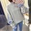 เสื้อกันหนาวแฟชั่น ดีไซน์แบบใส่ทับ 2 ตัว สวยเก๋ แบบสาวยุคใหม่ thumbnail 19