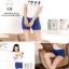 กางเกงขาสั้นแฟชั่นสุภาพสตรี สีสันสดใส ใส่ชิลๆ ได้ทุกวัน สีสันจัดจ้านโดนทุกวัย SET1 thumbnail 11