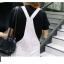 เอี๊ยมกางเกงยีนส์ขาวยาว แนวเซอร์ๆ สำหรับสาวต้องการลุคแบบลุยๆ thumbnail 28
