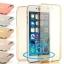 เคสไอโฟน 6Plus/6sPlus (เคสนิ่มประกบ) ป้องกัน 360 องศา สีชมพูใส thumbnail 29
