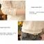 เสื้อแฟชั่นเกาหลี ทรงคอวีตัดด้วยลูกไม้สวยๆ ปกเสื้อสีดำ ช่วยขับให้ดูมีมิติเพิ่มขึ้น thumbnail 23