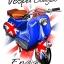 ลายรถมอไซค์ Motorcycle-04 thumbnail 1