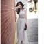 เดรสแฟชั่นเกาหลี ทรงเก๋ จับจีบเพิ่มมิติเวลาพริ้วไหว กับสีสุภาพหรูหรา thumbnail 12