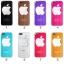 เคสไอโฟน 5/5s/SE Hard Case Flash Light LED Apple สีชมพู เบอร์ 4 thumbnail 1
