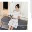 เดรสแฟชั่น สวยใส สไตล์คุณหนู ตกแต่งอย่างมีระดับ ดูไฮโซจับจิงๆ thumbnail 14