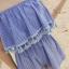 ชุดเสื้อสายเดี่ยวพร้อมกางเกงขาสั้น ไว้สำหรับใส่รับลมร้อน ชิลๆ ริมทะเล thumbnail 21