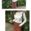 เสื้อยืดแขนยาวแฟชั่น คอกว้างกำลังสวย ฮิตทุกสมัย ใส่ง่ายไปได้ทุกงาน thumbnail 6