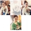 เสื้อยืดแขนยาวแฟชั่น สีขาวและดำเรียบๆ สกรีนลายเพชรที่ตัวเสื้อ เพิ่มลูกเล่นน่าชวนมอง thumbnail 3
