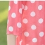 เสื้อคลุมผ้าชีฟองเนื้อนิ่ม เบาสบาย สกรีนลายจุดขนาดกำลังดี เอาไว้ปกป้องผิวสาวขาวๆ จาก UV thumbnail 33