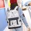 กระเป๋าเป้แฟชั่น ลายสวย มีช่องต่อ usb ที่กำลังฮิตในขณะนี้ thumbnail 3